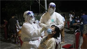 Bắc Giang rà soát, quản lý sức khỏe chặt chẽ người về từ Bệnh viện Việt - Đức