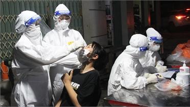 Bắc Giang: 20 người về từ Bệnh viện Việt - Đức đều có kết quả xét nghiệm lần 1 âm tính