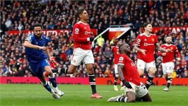 Man Utd bị Everton cầm hoà