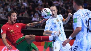 Bồ Đào Nha vô địch futsal World Cup