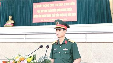 Phát động đợt thi đua cao điểm chào mừng kỷ niệm Ngày Toàn quốc kháng chiến