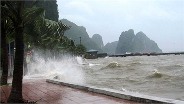 Khả năng xuất hiện áp thấp nhiệt đới, bão trên Biển Đông