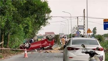 Vụ TNGT tại Bắc Ninh: Một nạn nhân tử vong quê ở huyện Tân Yên