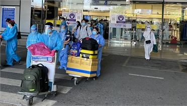 Bắc Giang: Thêm 1 ca nhiễm Covid-19 trong khu cách ly