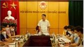 Thẩm tra một số dự thảo Nghị quyết trình kỳ họp thứ 3, HĐND tỉnh khóa XIX