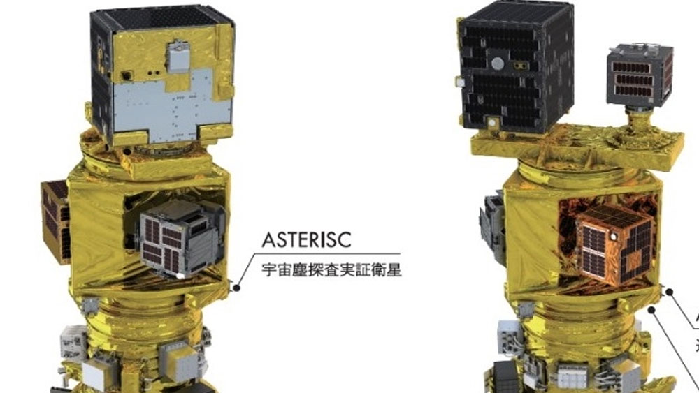 """""""Made in Vietnam"""" NanoDragon satellite to be launched into orbit on October 7"""