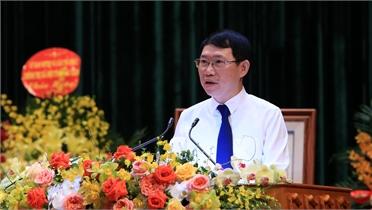 Phát biểu chỉ đạo của Phó Bí thư Tỉnh ủy, Chủ tịch UBND tỉnh Lê Ánh Dương tại Đại hội Phụ nữ tỉnh