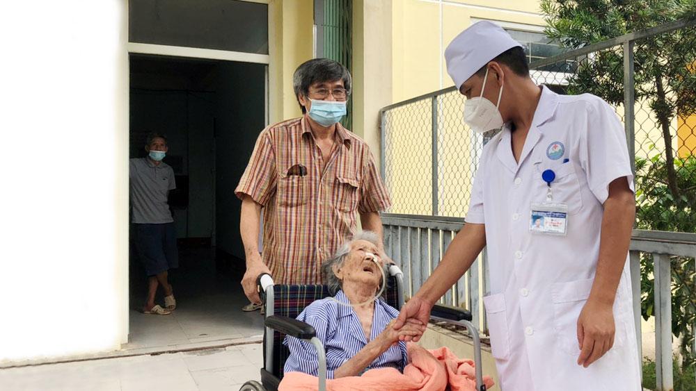 Yên Dũng, y tế, điều trị, bệnh nhân cao tuổi