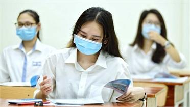 Bộ Giáo dục và Đào tạo làm rõ thông tin về phương án thi tốt nghiệp THPT 2022