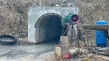 Sập hầm thủy điện ở Lai Châu, 2 người tử vong