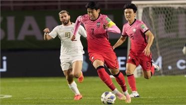 Son Heung-min giải cứu Hàn Quốc