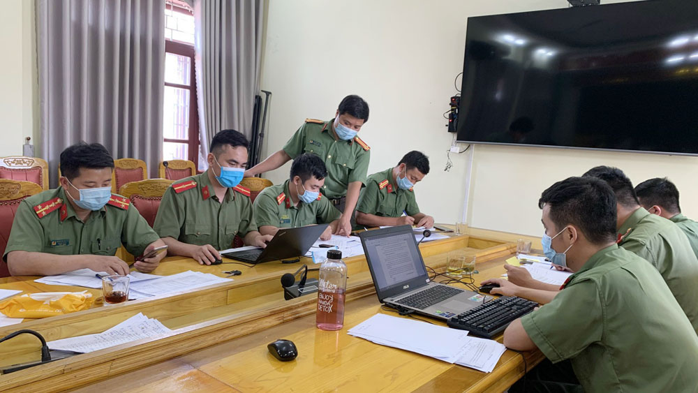 Cảnh giác trước luận điệu xuyên tạc trong phòng, chống dịch Covid-19