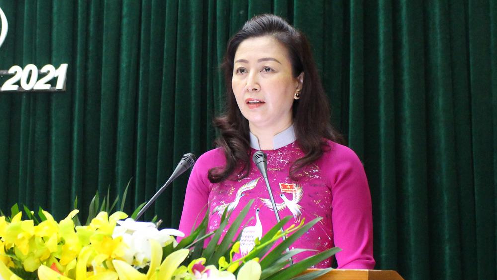 Bắc Giang, khai mạc, kỳ họp chuyên đề, HĐND tỉnh, khóa XIX, nhiệm kỳ 2021-2026