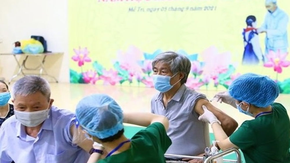 Vietnam administers nearly 50 million Covid-19 vaccine doses