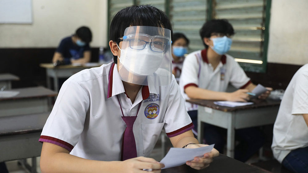 HCMC may reopen all schools starting 2022