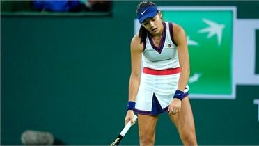 Đương kim vô địch Mỹ Mở rộng thua tay vợt số 100 thế giới