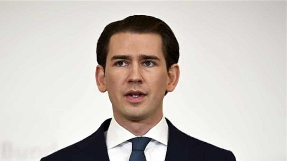 Thủ tướng Áo thông báo quyết định từ chức