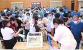 Việt Yên: Đấu giá thành công 70/71 lô đất ở, một lô ghi phiếu không hợp lệ