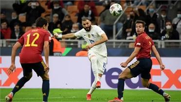 Đội tuyển Pháp vô địch Nations League 2021