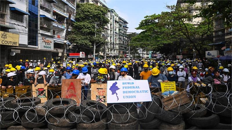 ASEAN lại rơi vào tình huống khó xử về Myanmar