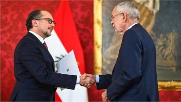 Thủ tướng mới của Áo tuyên thệ nhậm chức