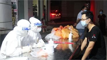 Bắc Giang rà soát người về từ huyện Tiên Du và TP Bắc Ninh