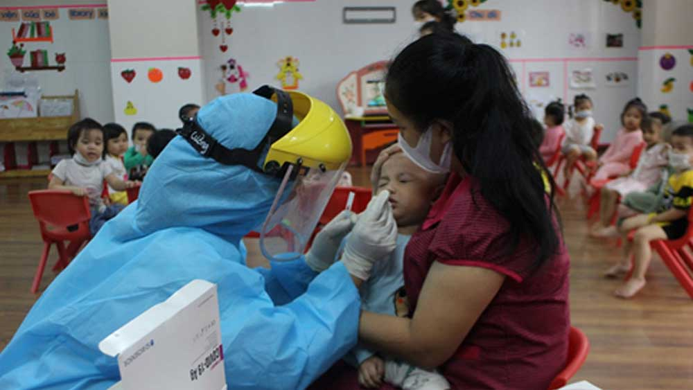 Phát sinh ổ dịch mới, Dịch Covid-19, thành phố Bắc Ninh, khoanh vùng covid-19, truy vết bệnh nhân Covid-19