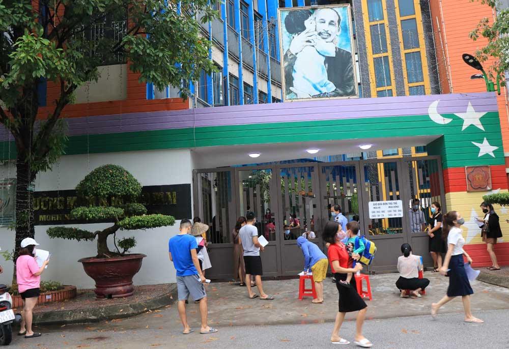 Xử lý dứt điểm, ổ dịch Covid-19, TP Bắc Ninh