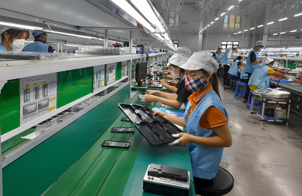 Bắc Giang, Bí thư Tỉnh ủy, phát biểu, doanh nghiệp