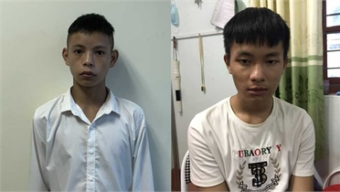 Làm rõ 3 vụ trộm cắp tại địa bàn khu công nghiệp thuộc tỉnh Bắc Giang