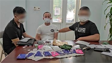 Bắc Giang: Bắt đối tượng buôn hơn 10.000 viên ma túy tổng hợp, 1,2 kg ma túy đá