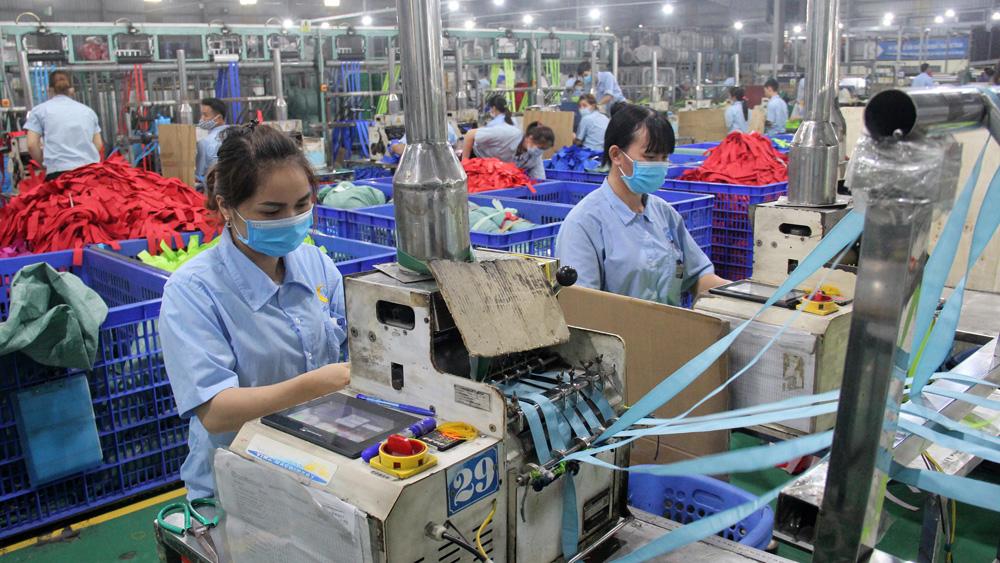 Bảo hiểm Xã hội thất nghiệp, Nghị quyết số 116, Bắc Giang