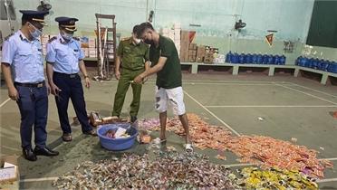 Bắc Giang: Xử lý 46 vụ vi phạm hàng hóa dịp Trung thu