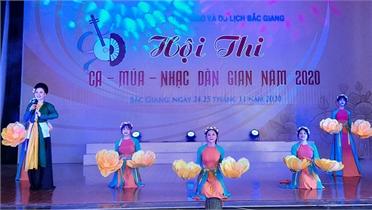 Liên hoan hát Văn, hát chầu Văn tỉnh Bắc Giang dự kiến khai mạc ngày 20/10