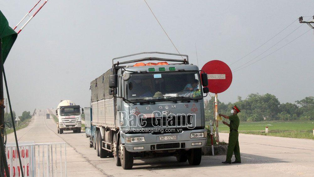 Bắc Giang có 56 người về từ huyện Tiên Du và TP Bắc Ninh