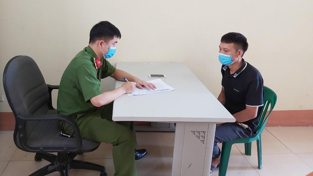 Bắc Giang, phòng, chống dịch Covid-19, Công ty TNHH Luxshare - ICT, Khu công nghiệp Vân Trung
