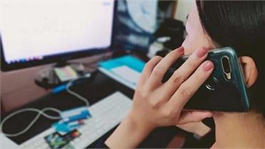 Nghe cuộc điện thoại lạ, bị lừa mất hơn 860 triệu đồng