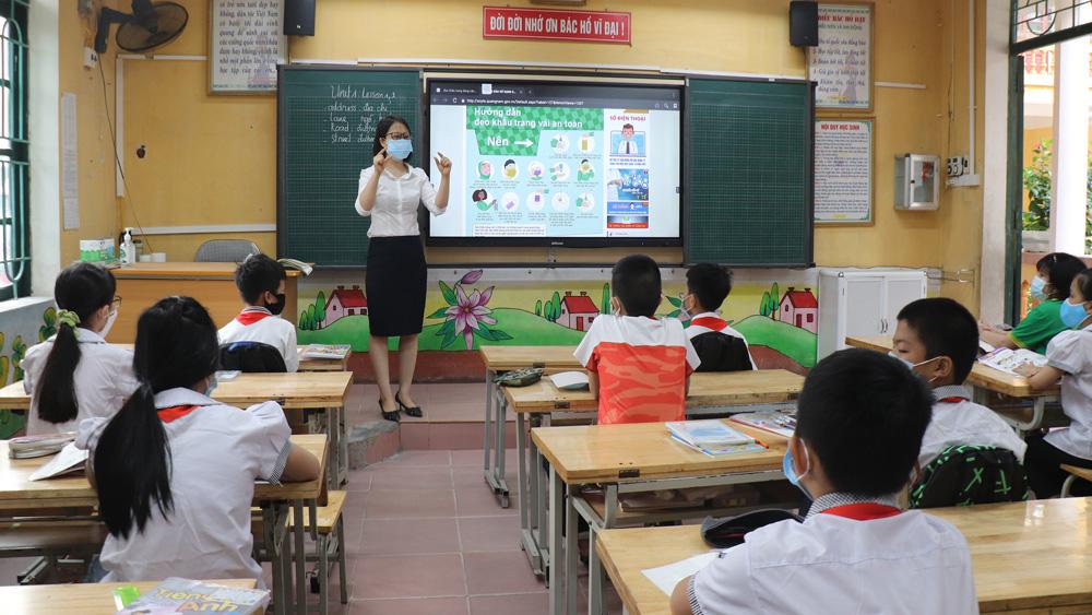 UBND TP Bắc Giang, đô thị thông minh, camera an ninh
