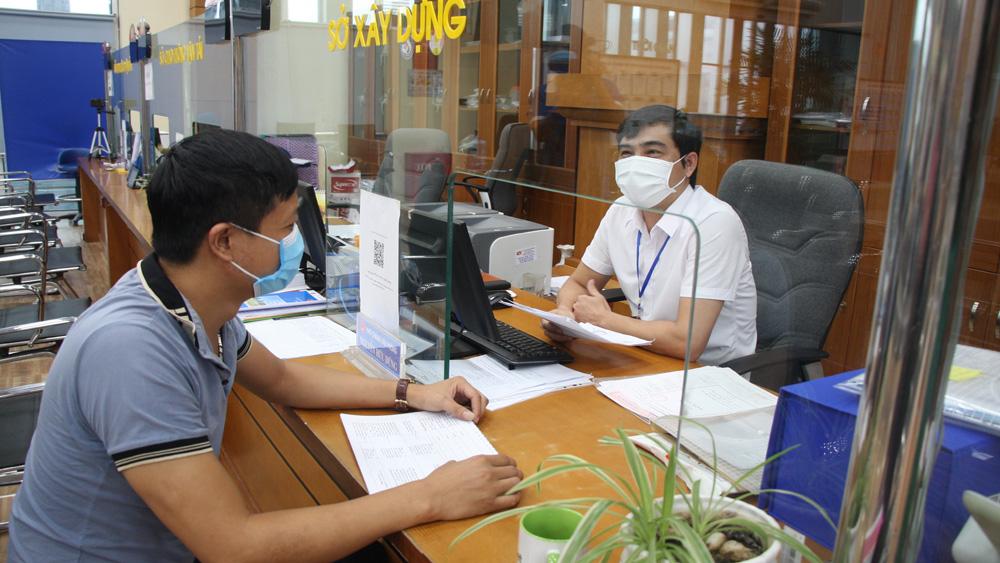 thủ tục hành chính, Bắc Giang, môi trường đầu tư, kinh doanh,