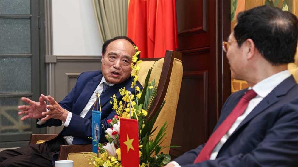 Tổng thư ký ITU,  các nước ,học hỏi ,Việt Nam