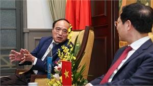 Tổng thư ký ITU: 'Tôi muốn các nước học hỏi Việt Nam'