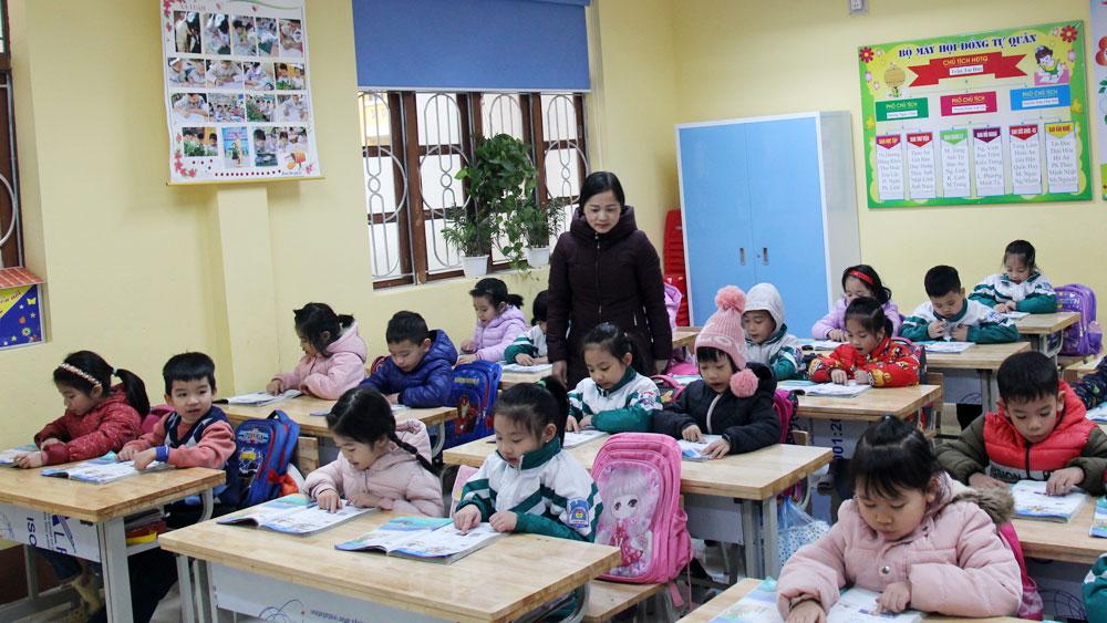 Bắc Giang, giáo dục, tài liệu giáo dục địa phương, giáo dục phổ thông
