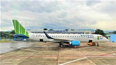 Lần đầu tiên bay thẳng Hà Nội - Điện Biên bằng máy bay phản lực