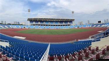 Đội tuyển Việt Nam không đá tại Lạch Tray