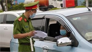 Người đến/về tỉnh Bắc Giang từ vùng xanh, vàng, cam không phải lấy mẫu xét nghiệm