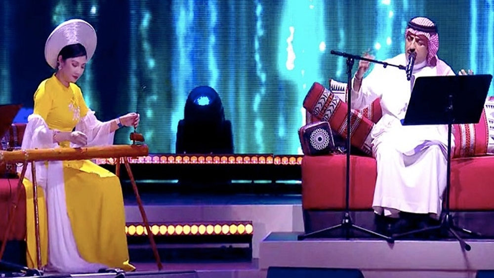 Vietnam's traditional music introduced at Expo 2020 Dubai