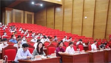 Bắc Giang: Nâng cao nghiệp vụ công tác nội chính, phòng, chống tham nhũng