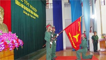 Trường Quân sự Quân đoàn 2: 320 học viên tốt nghiệp đào tạo hạ sĩ quan chỉ huy
