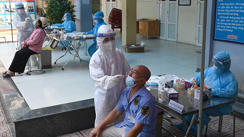 Bộ Y tế yêu cầu báo cáo về giá bán test xét nghiệm SARS-CoV-2