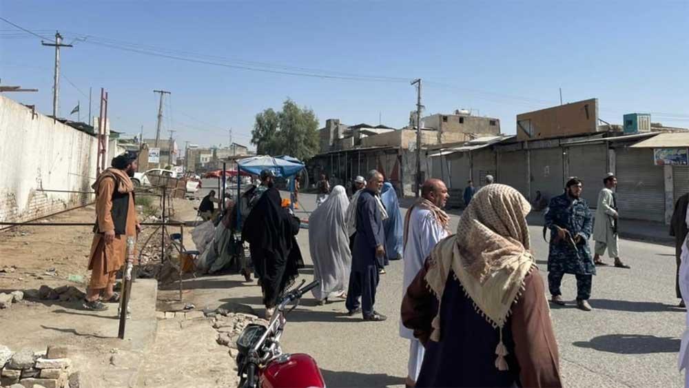 Ít nhất 85 người thương vong trong vụ nổ thánh đường Hồi giáo tại Afghanistan